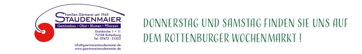 Gärtnerei Staudenmaier Rottenburg